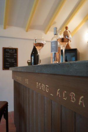 Le caveau - Font Alba